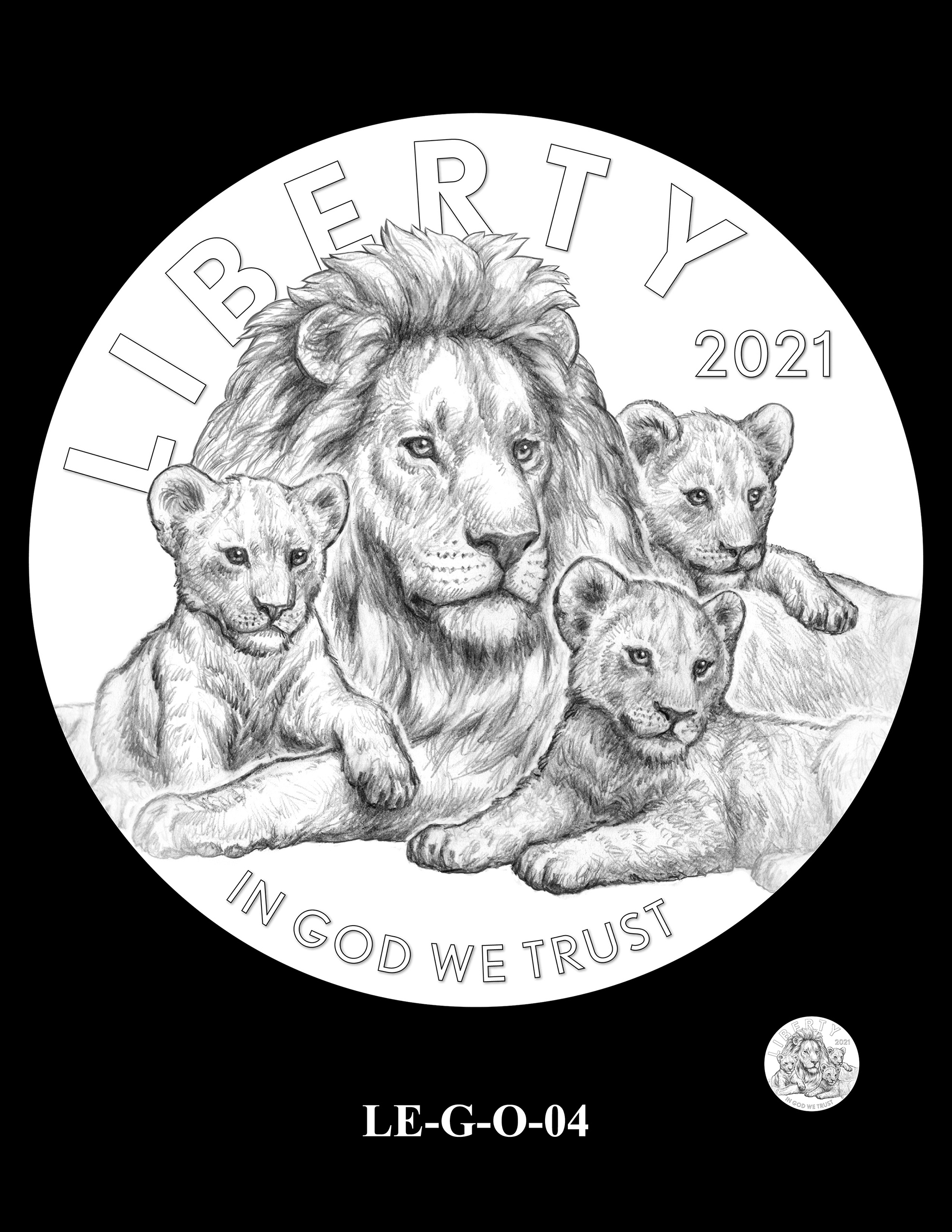 LE-G-O-04 -- National Law Enforcement Museum Commemorative Coin Program