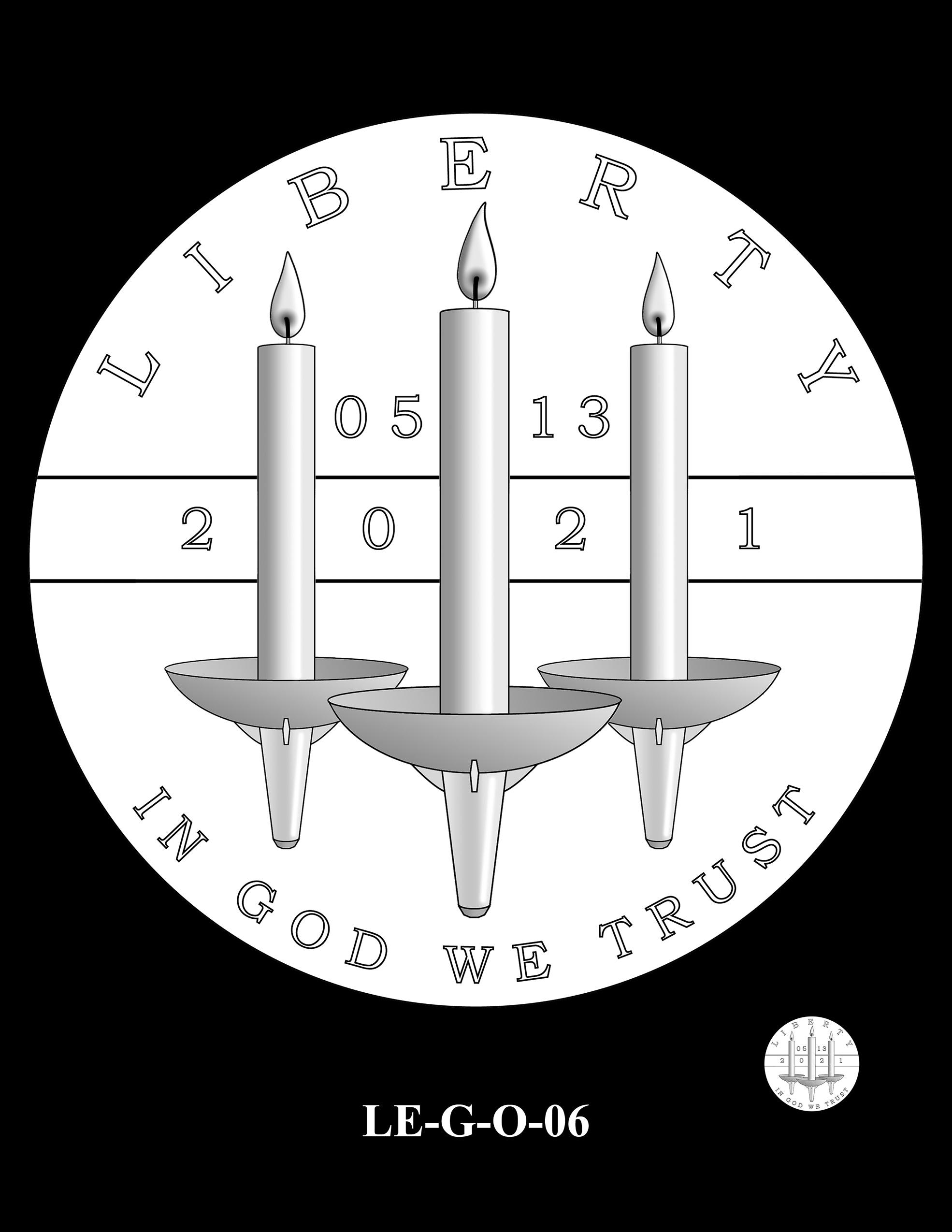 LE-G-O-06 -- National Law Enforcement Museum Commemorative Coin Program