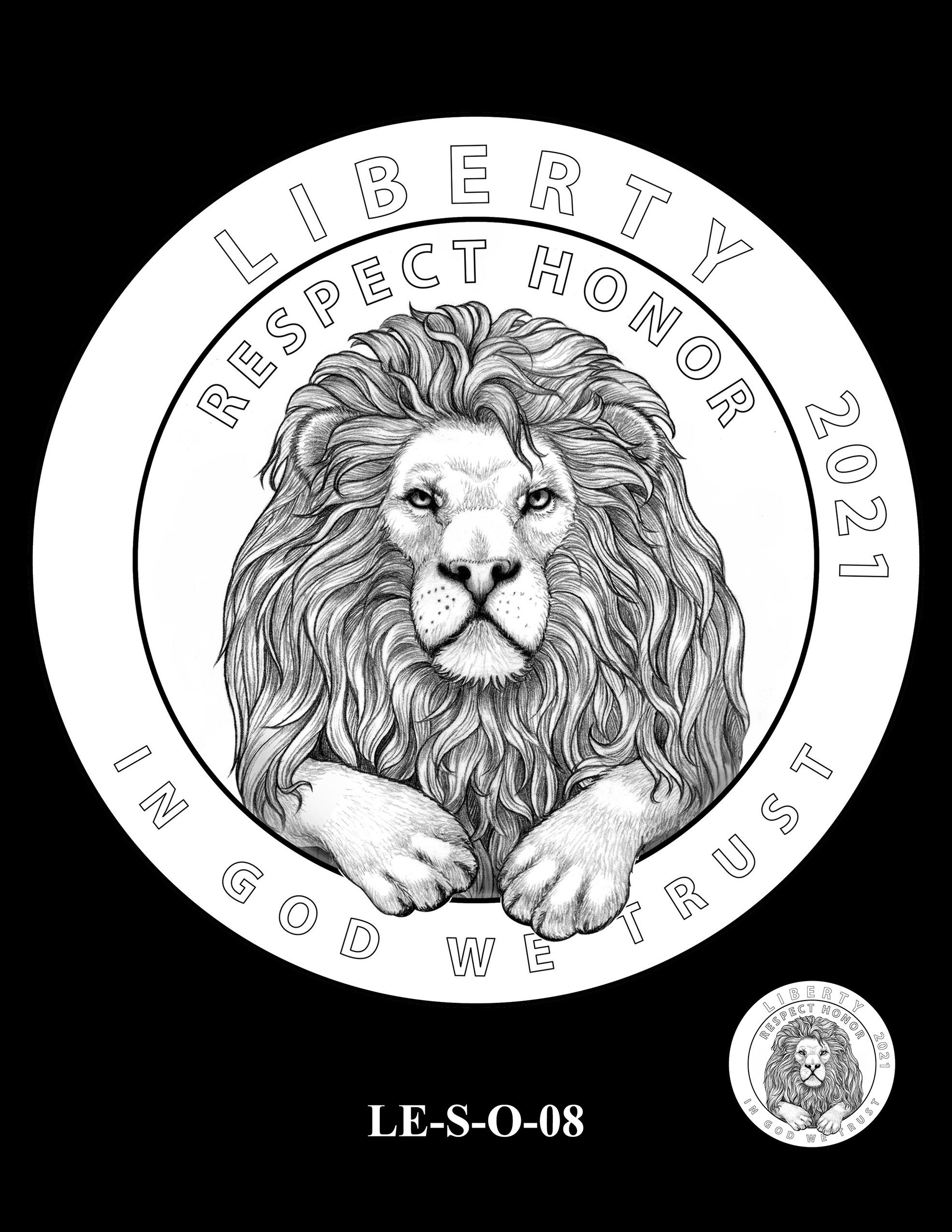 LE-S-O-08 -- National Law Enforcement Museum Commemorative Coin Program