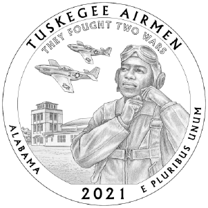 2021 quarter reverse coloring page icon