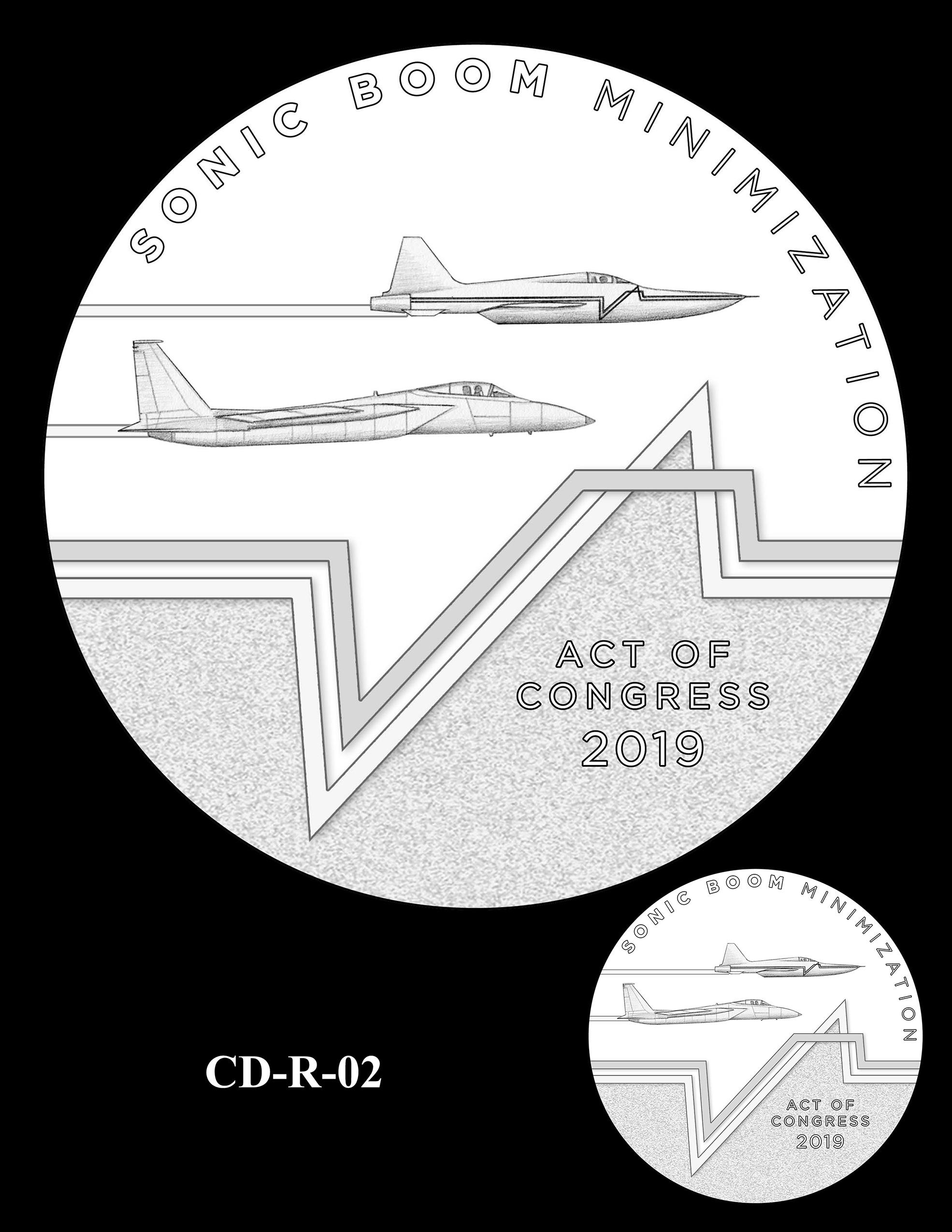 CD-R-02 -- Dr. Christine Darden Congressional Gold Medal