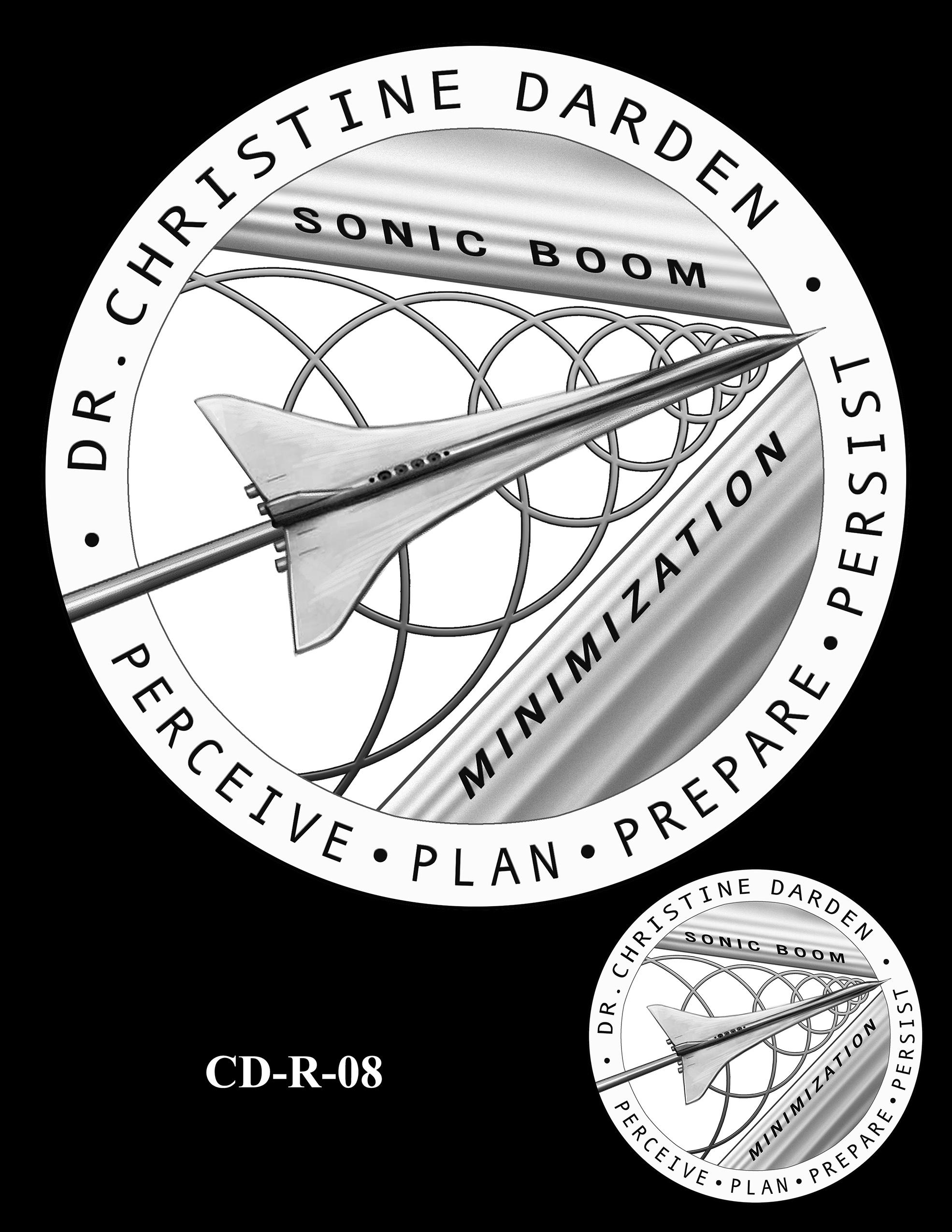CD-R-08 -- Dr. Christine Darden Congressional Gold Medal
