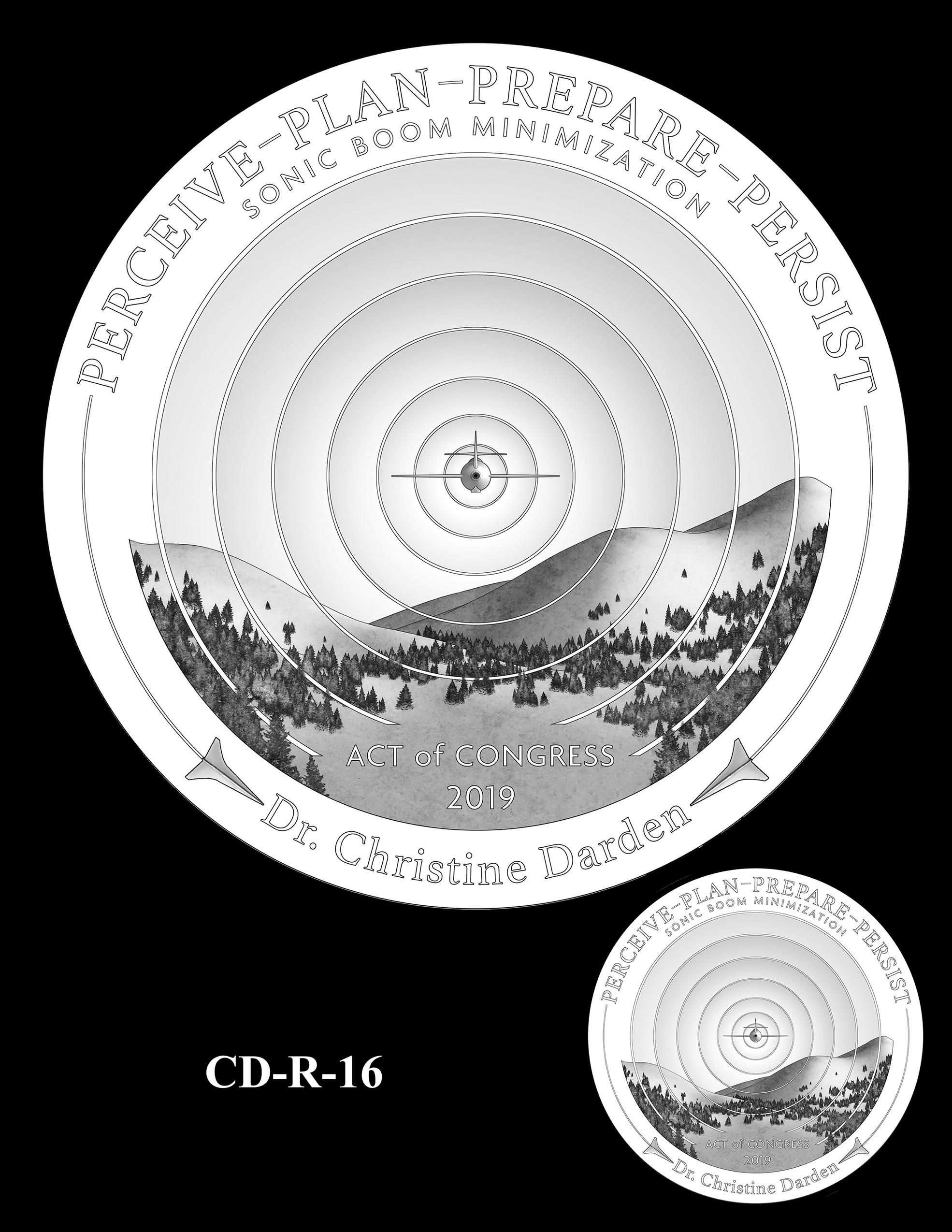 CD-R-16 -- Dr. Christine Darden Congressional Gold Medal