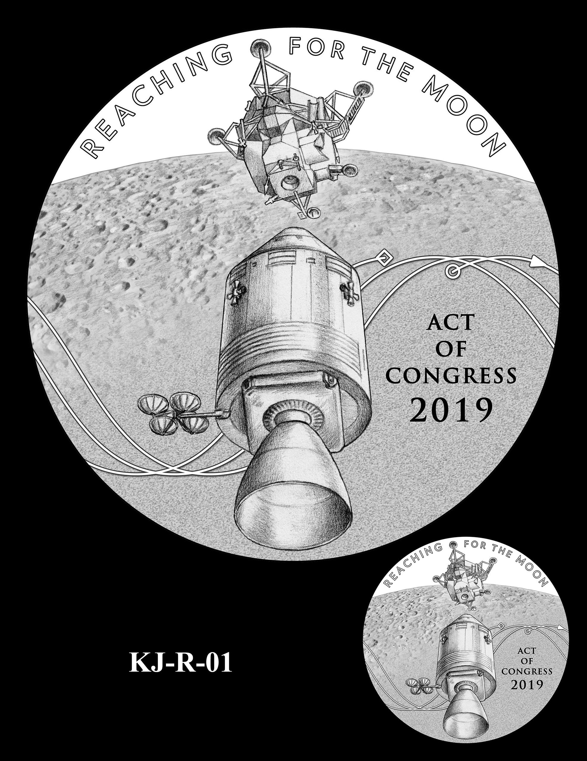 KJ-R-01 -- Katherine Johnson Congressional Gold Medal