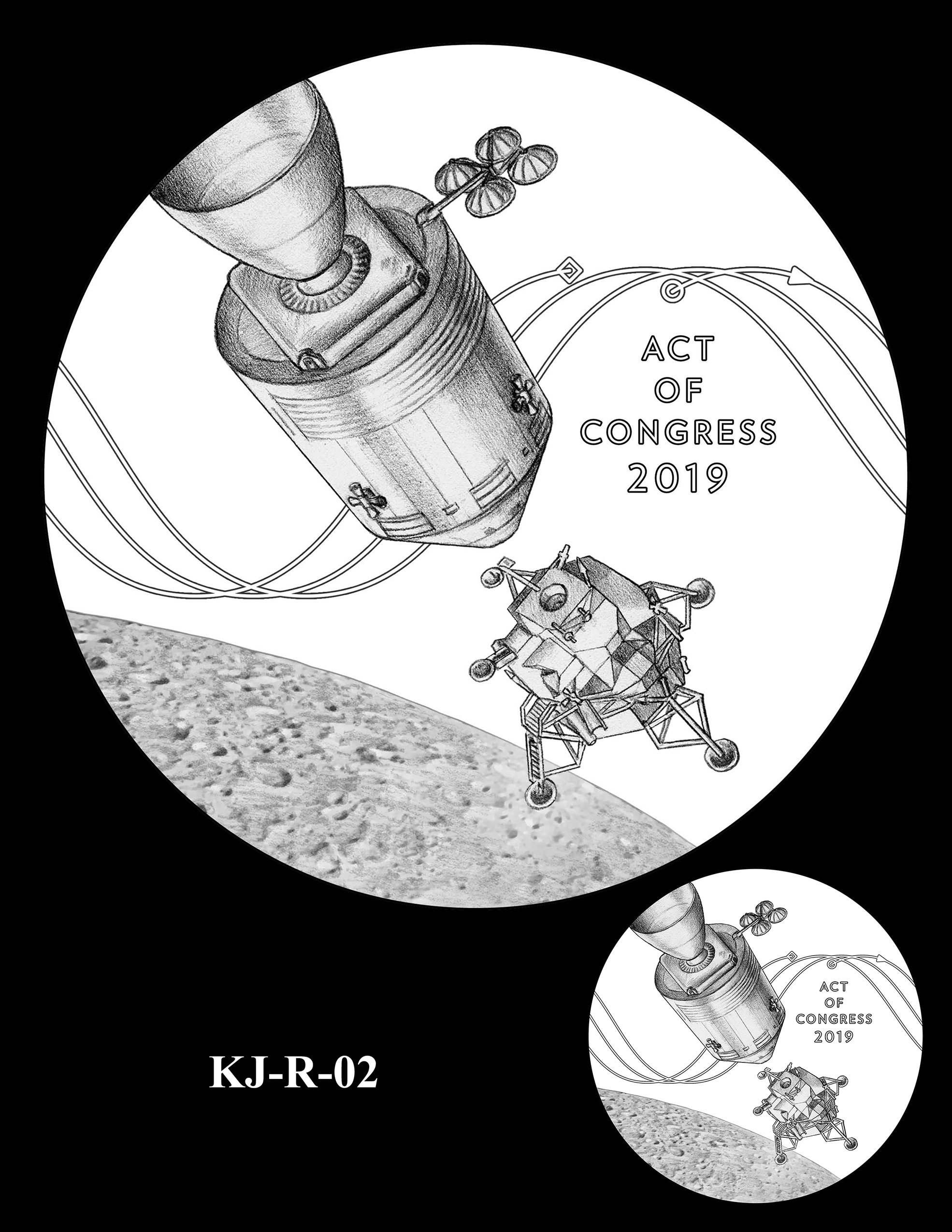 KJ-R-02 -- Katherine Johnson Congressional Gold Medal