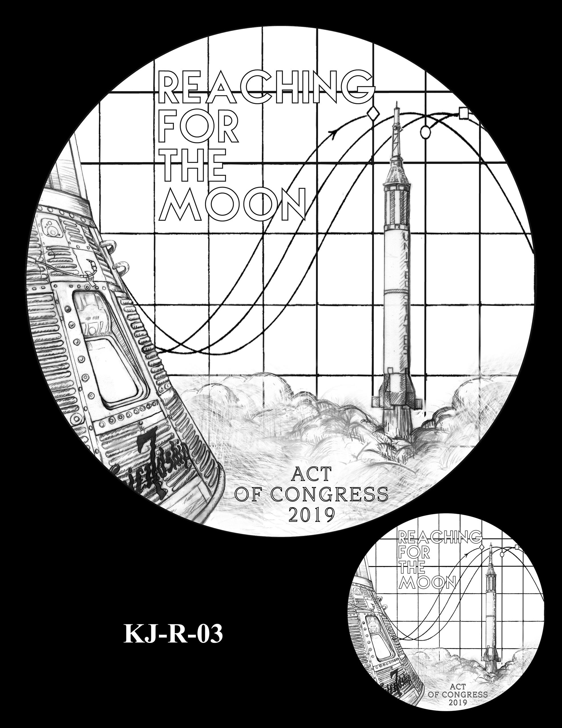 KJ-R-03 -- Katherine Johnson Congressional Gold Medal