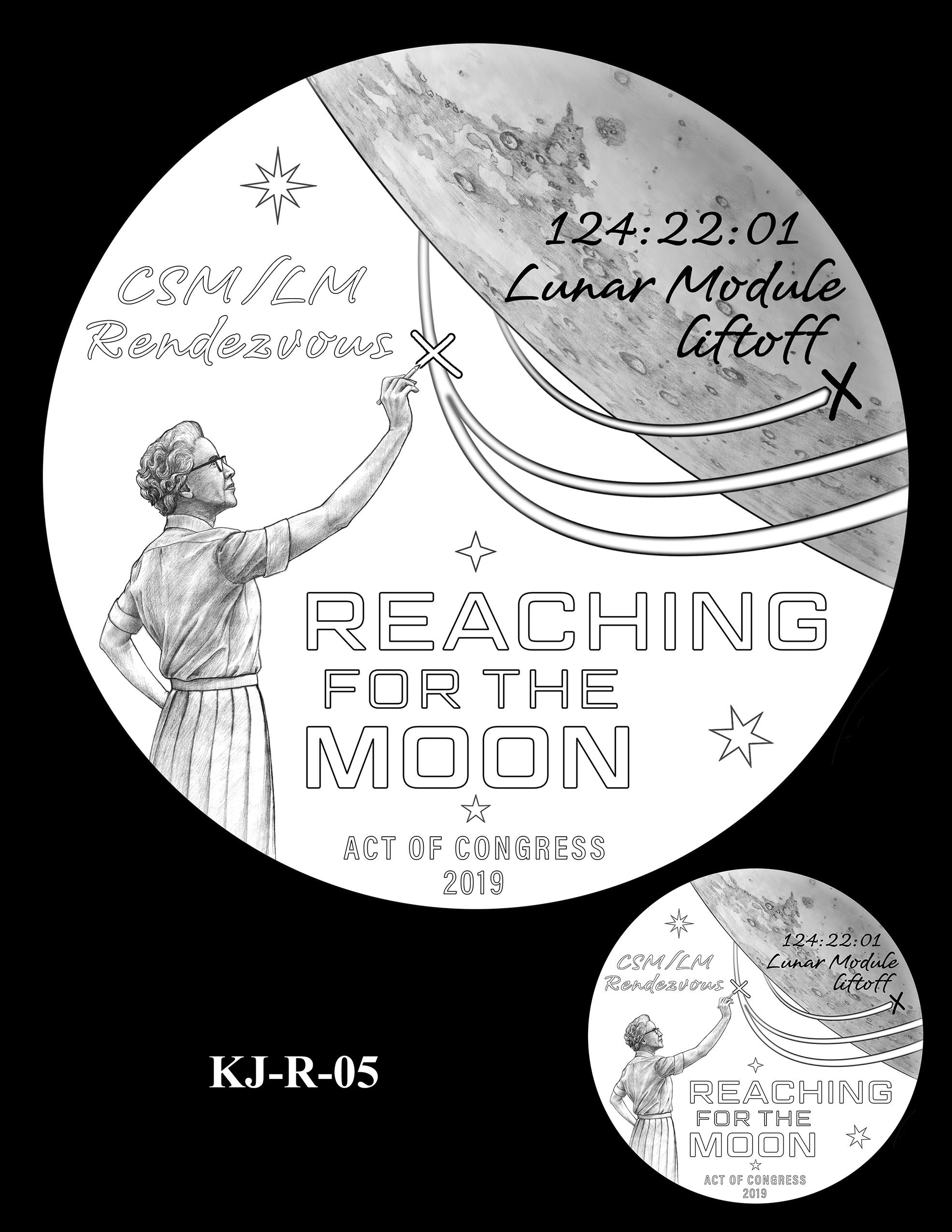 KJ-R-05 -- Katherine Johnson Congressional Gold Medal