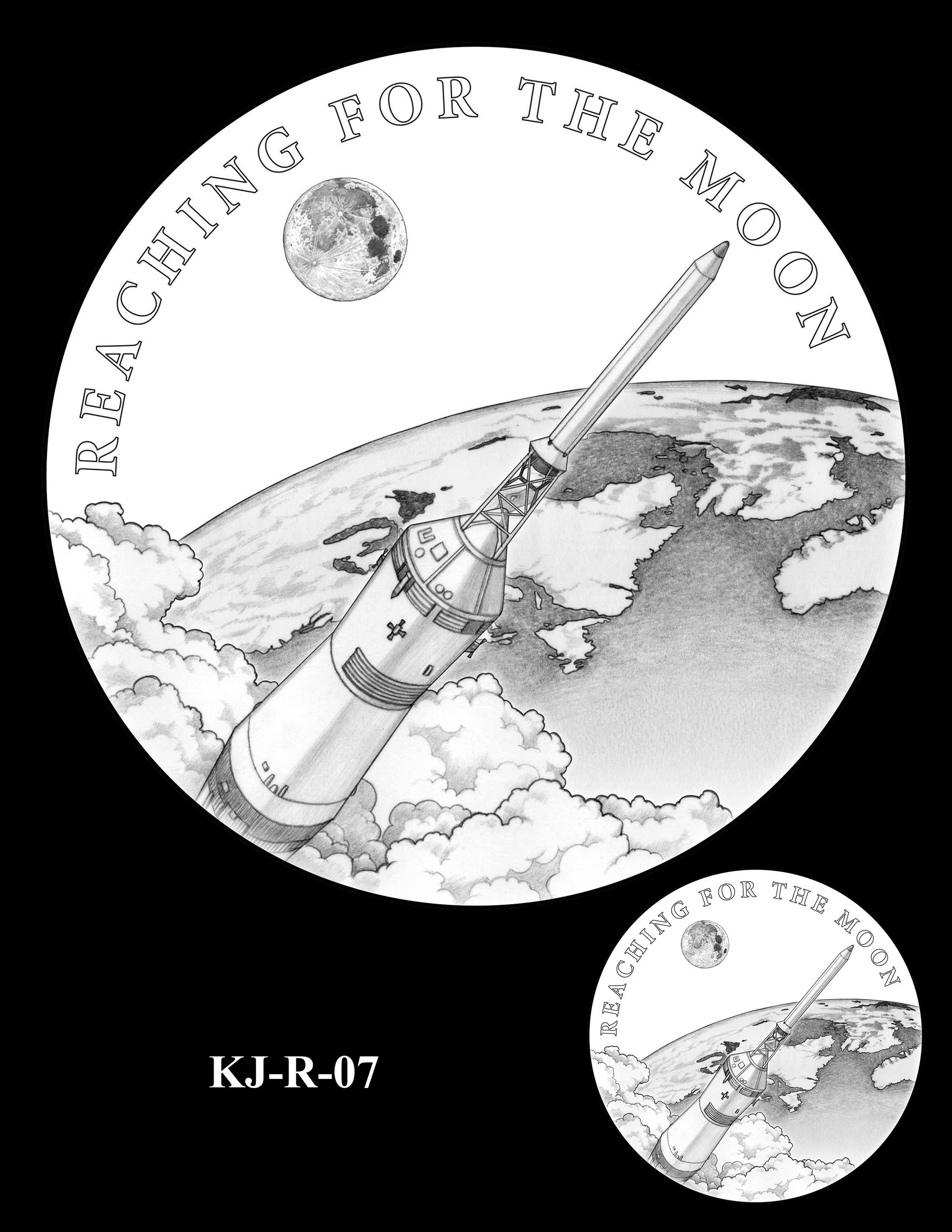 KJ-R-07 -- Katherine Johnson Congressional Gold Medal