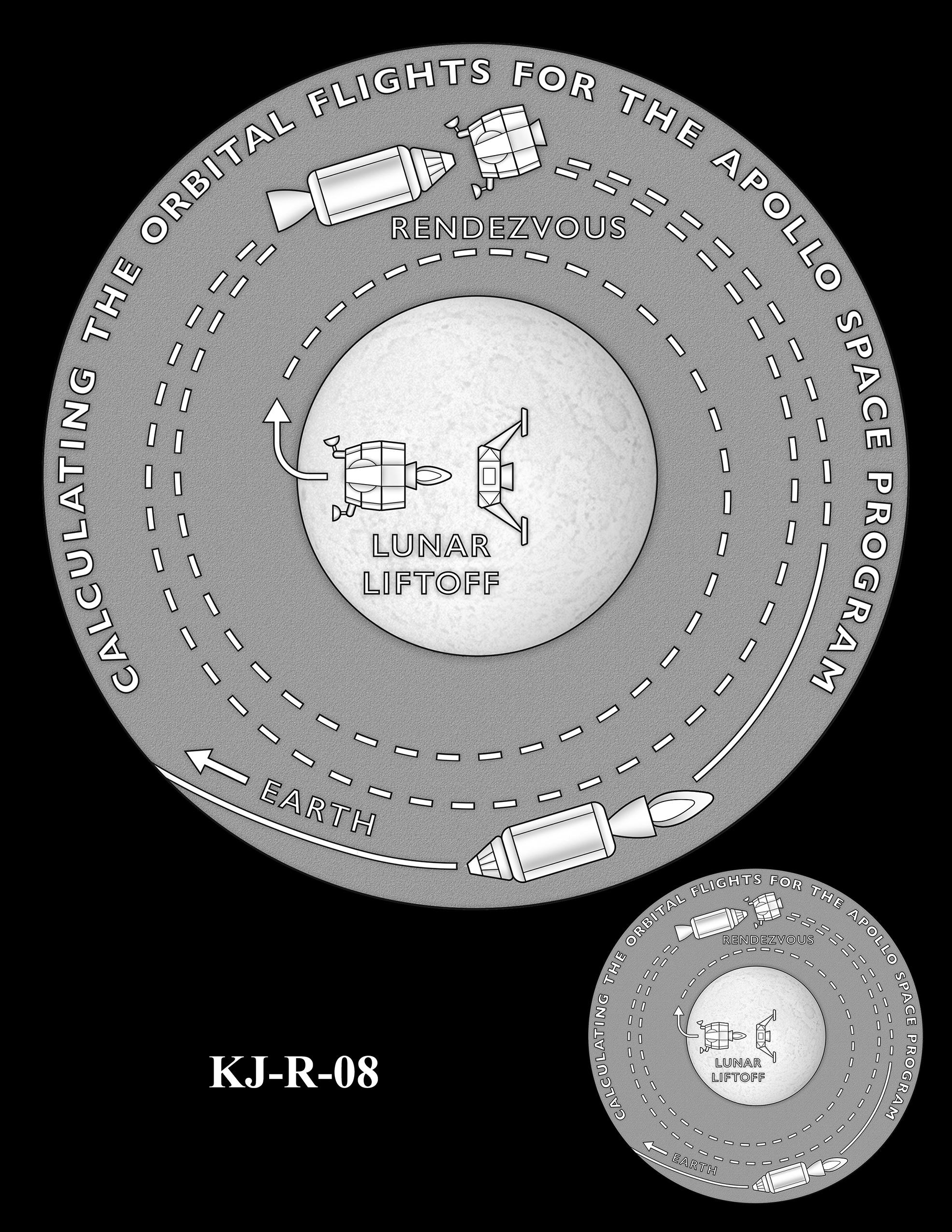 KJ-R-08 -- Katherine Johnson Congressional Gold Medal