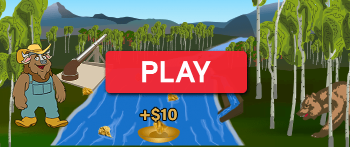 gold rush game feature