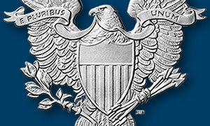 2021 american eagle silver proof coin heraldic eagle reverse