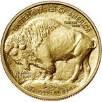 2021 American Buffalo Gold One Ounce Bullion Coin Reverse