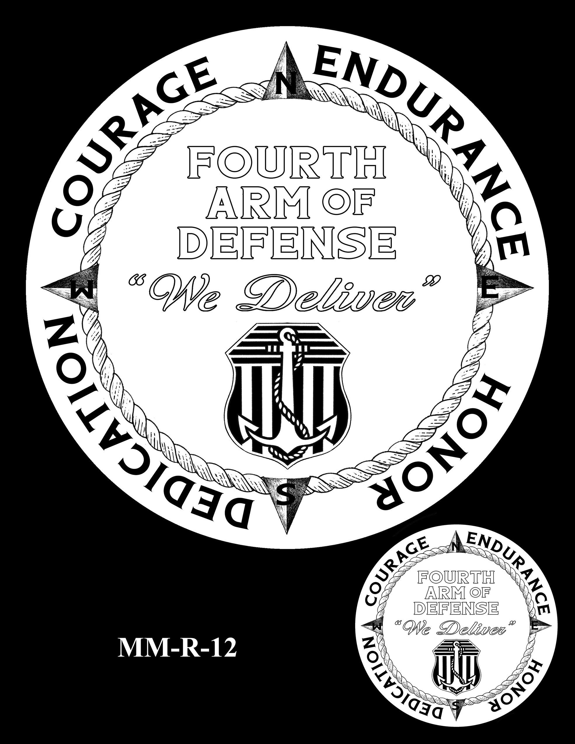 MM-R-12 -- Merchant Mariners of World War II Congressional Gold Medal
