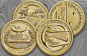 2021 American Innovation $1 Coin reverses
