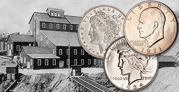 100 years of silver dollar coin production feature