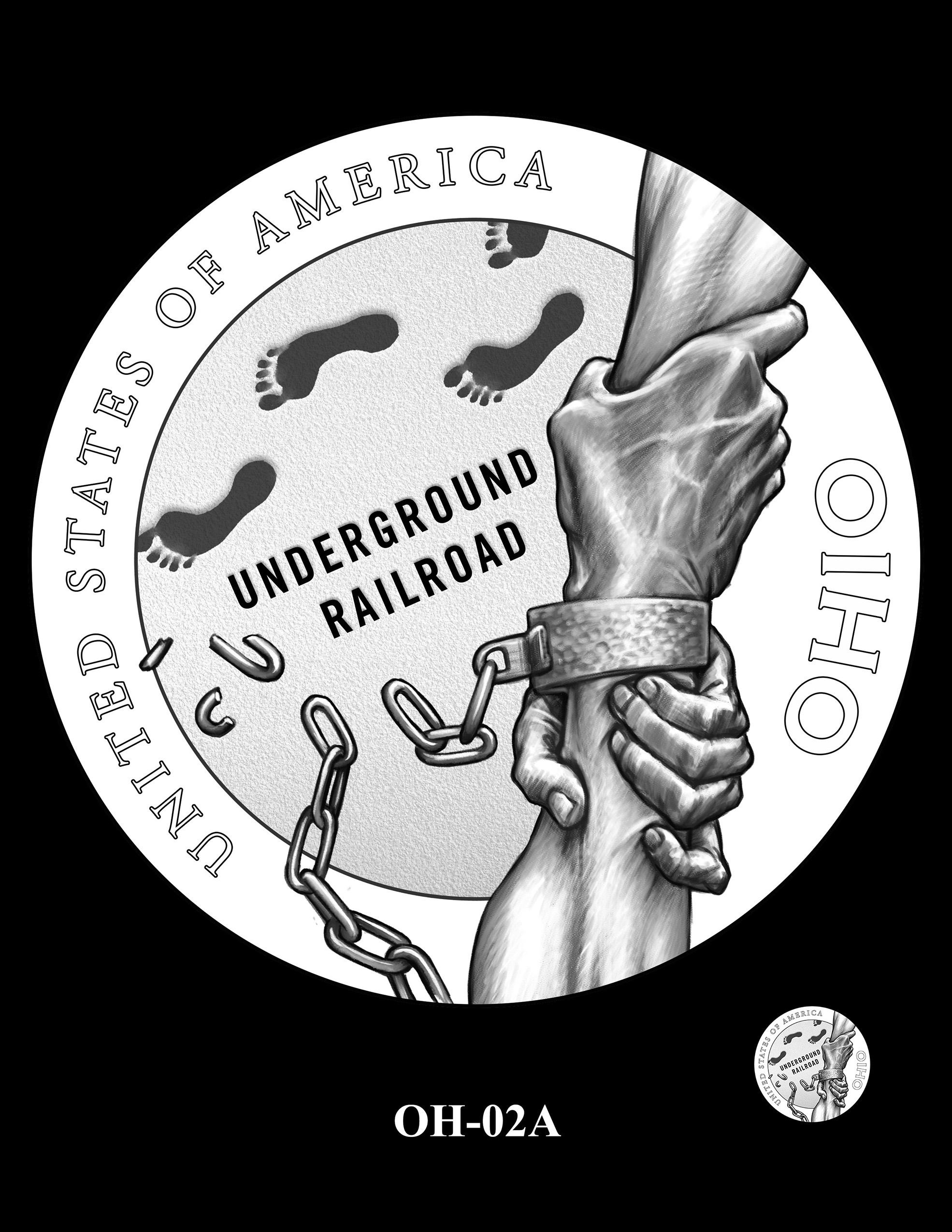OH-02A -- 2023 American Innovation $1 Coin Program - Ohio