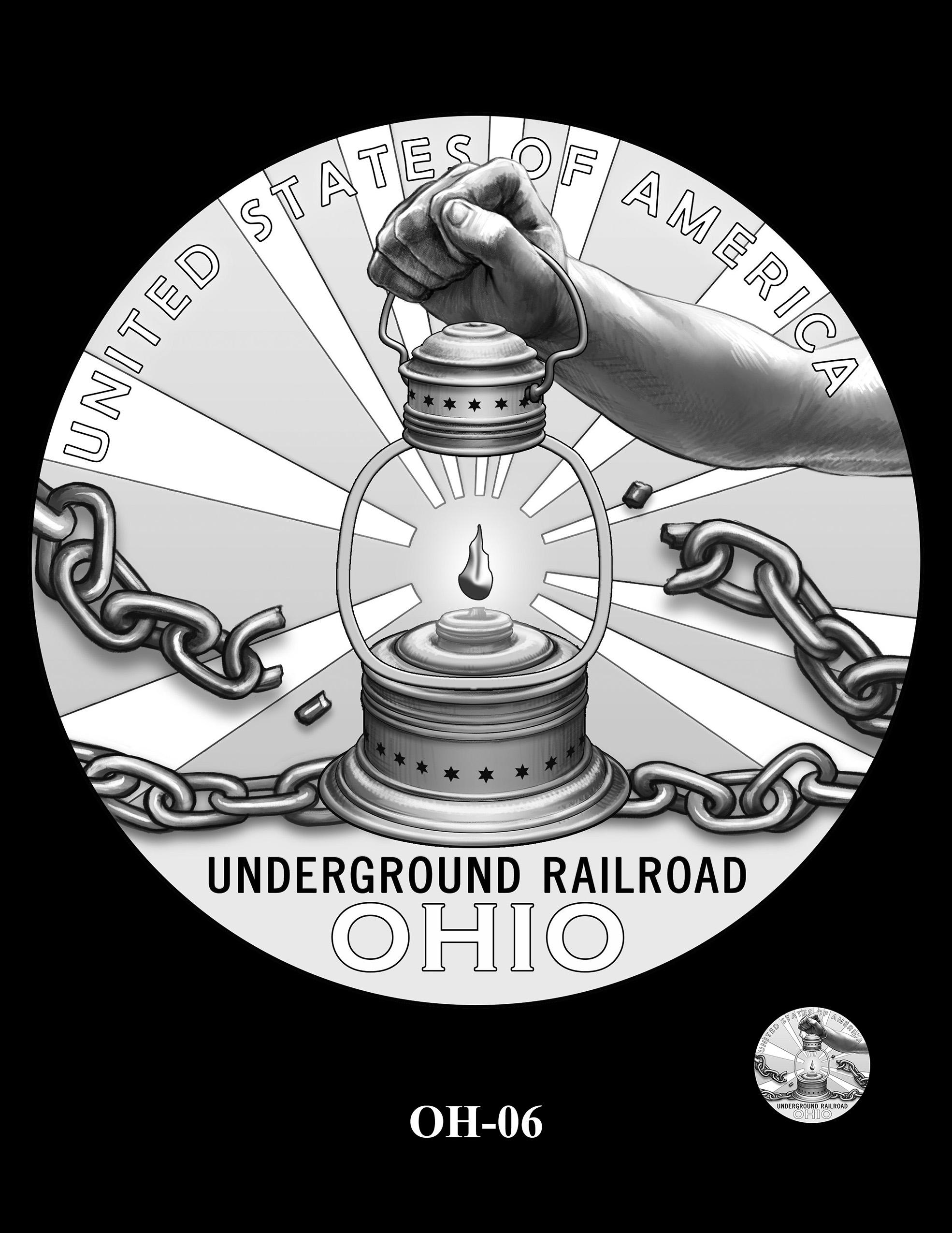 OH-06 -- 2023 American Innovation $1 Coin Program - Ohio