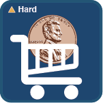 cents-able shopping activity