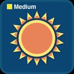 coin sun prints activity
