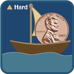 can you make a penny float activity