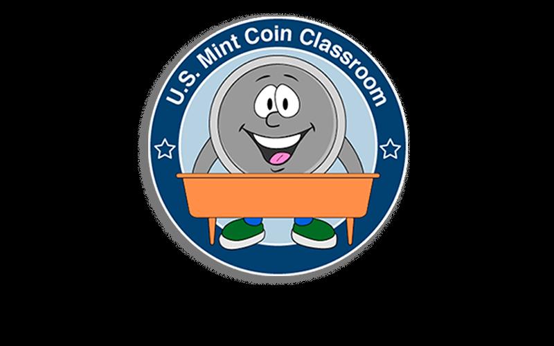 U.S. Mint Coin Classroom logo